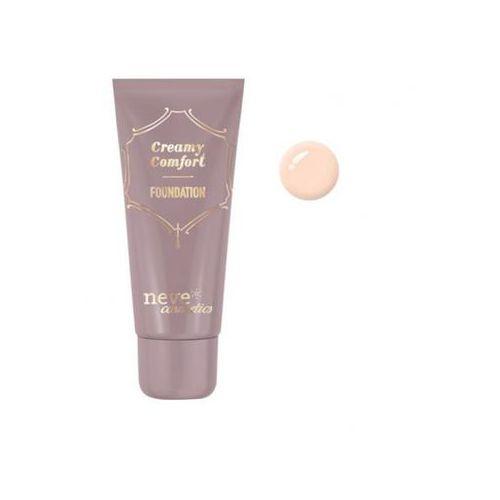 podkład mineralny w kremie creamy comfort podkład mineralny w kremie creamy comfort marki Neve cosmetics
