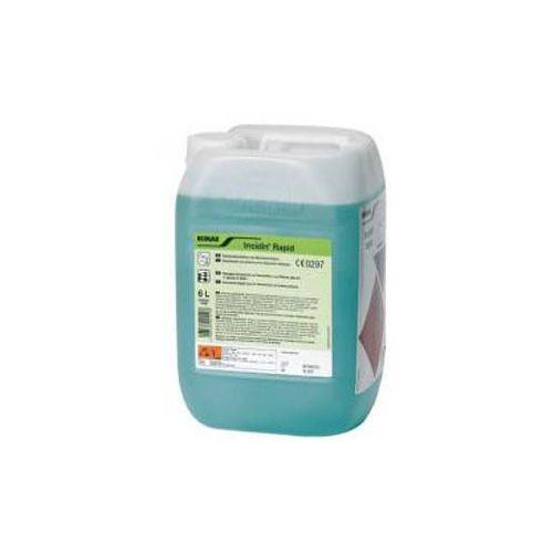 ECOLAB INCIDIN RAPID - Środek myjąco-dezynfekcyjny do powierzchni 6l