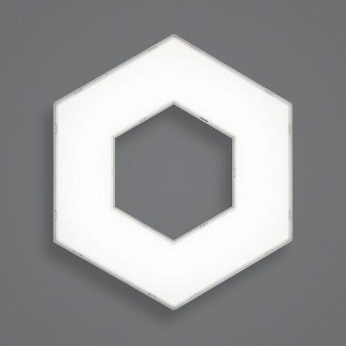 Trio Kinkiet leuchten solitair led biały, 1-punktowy, zmieniacz kolorów - nowoczesny - obszar wewnętrzny - wandleuchte - czas dostawy: od 3-6 dni roboczych