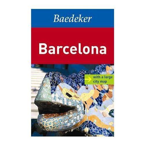Baedeker Barcelona [With Map], pozycja z kategorii Literatura obcojęzyczna