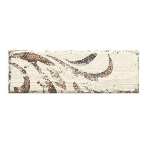 Paradyż Dekor rondoni 9,8 x 29,8 cm bianco b
