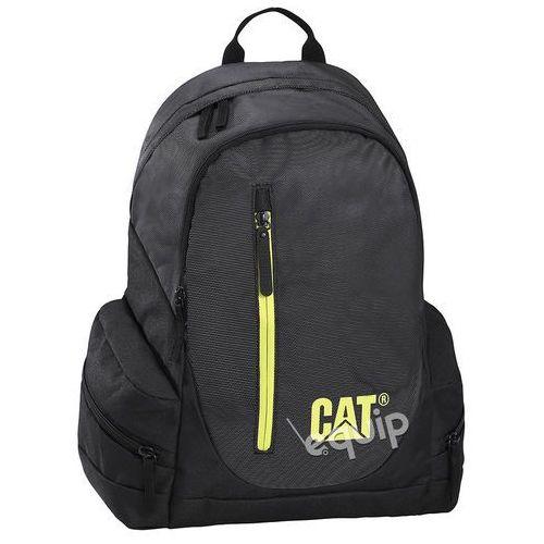Plecak na laptopa Caterpillar Backpack, kolor black/lime