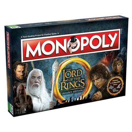 Monopoly Lord of the rings wersja angielska