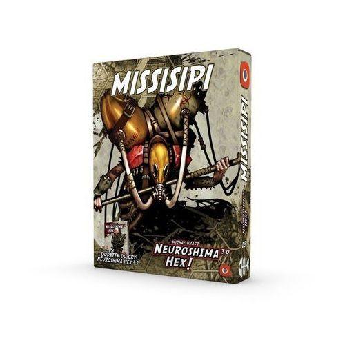 Portal games Neuroshima hex: missisipi (edycja 3.0) - (5902560380750)