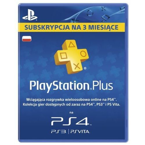 Sony Abonament playstation plus 90 dni
