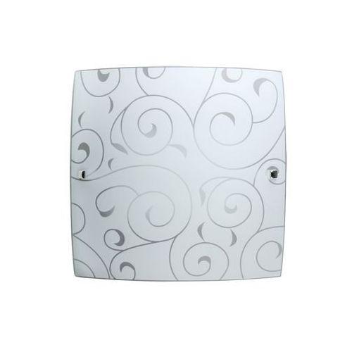Plafon lampa sufitowa Rabalux Harmony lux 2x60W E27 biały 3855 (5998250338552)