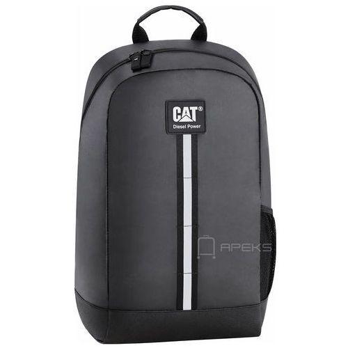 Caterpillar zion plecak miejski cat / czarno - szary (5711013046491)