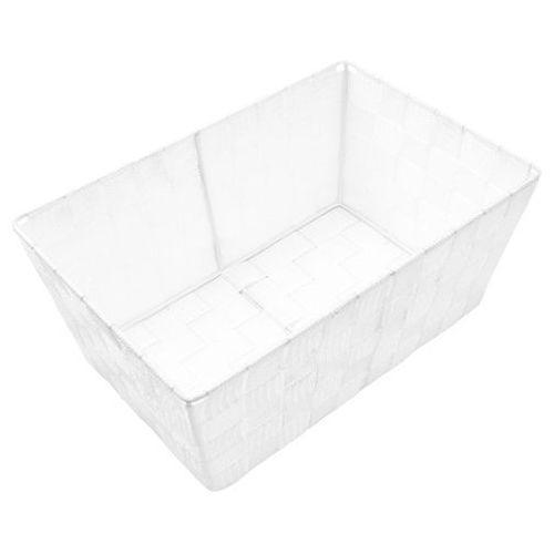 Sepio koszyk modena biały 10x25x15 cm