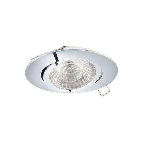 Eglo Tedo 98643 oczko lampa wpuszczana downlight 1x5W GU10 chrom