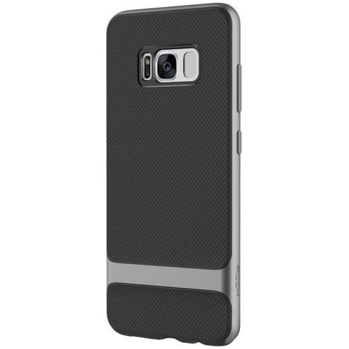 Rock Etui royce do samsung galaxy s8 czarno-szary