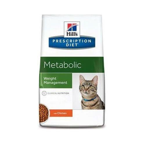 Hills prescription diet Hill's prescription diet feline metabolic 4 kg - darmowa dostawa od 95 zł!