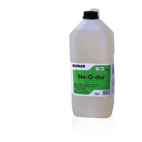 Ne-o-dor – usuwanie nieprzyjemnych zapachów marki Ecolab