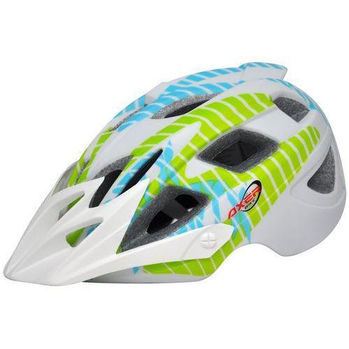 Axer bike Kask rowerowy axer sport setto green in mold (rozmiar m) + zamów z dostawą jutro!