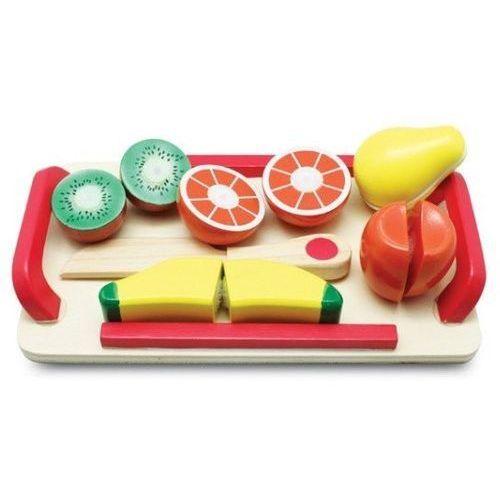 Deska z owocami do krojenia na rzepy 12 elementów marki Playme