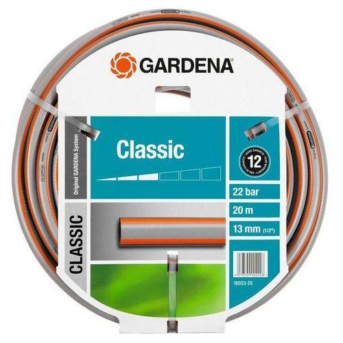 """wąż ogrodowy - classic 1/2"""" - 20m (18003-20) marki Gardena"""