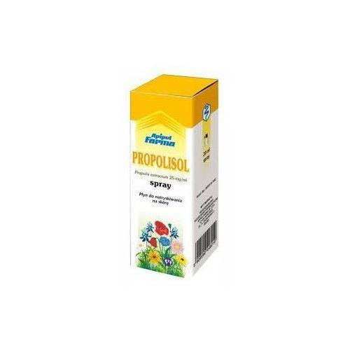 Propolisol spray 25mg/1ml 20ml marki Apipol-farma