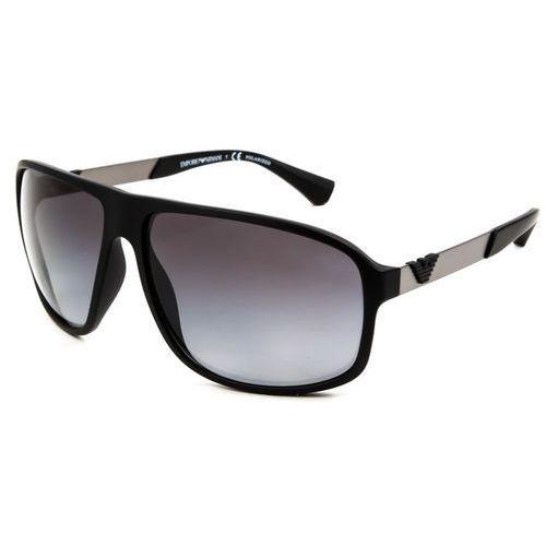 Okulary słoneczne ea4029 polarized 5063t3 marki Emporio armani