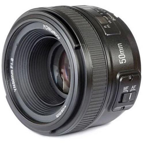 Yongnuo YN 50 mm f/1.4 do Nikon F