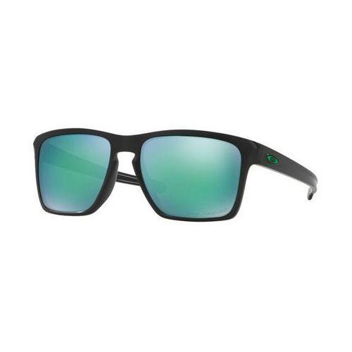 Oakley Okulary słoneczne oo9346 sliver xl asian fit polarized 934606