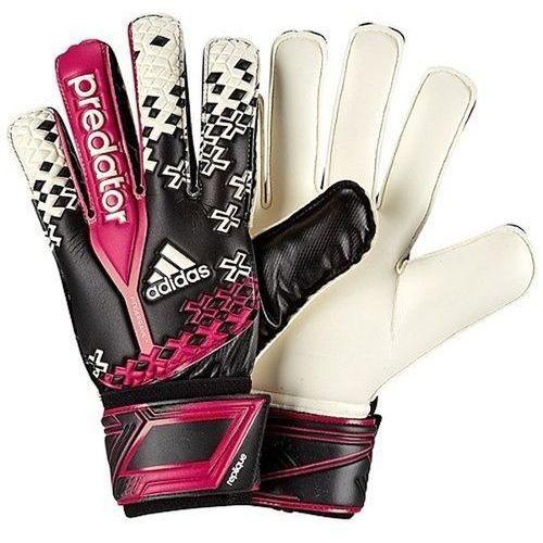 Nowe rękawice bramkarskie predator replique rozmiar 10 marki Adidas