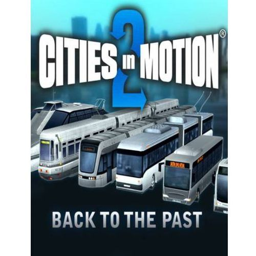 Cities in Motion 2 Back to the Past (PC)