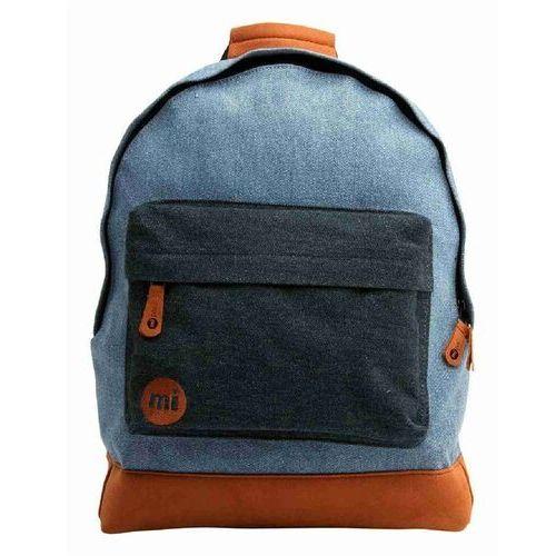 Mi-pac Plecak - denim patch stonewash/indigo (004) rozmiar: os