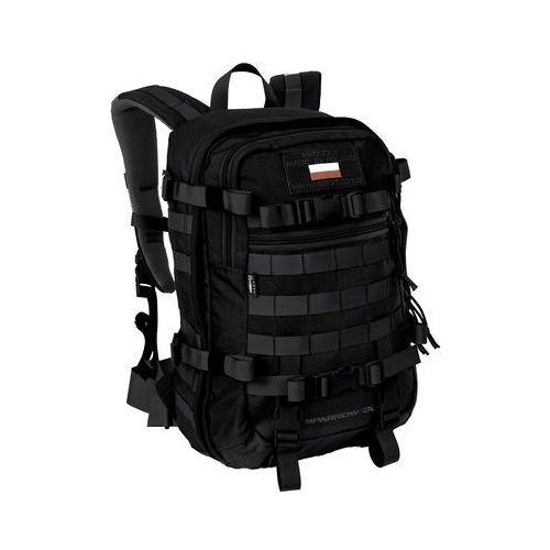 Plecak taktyczny sparrow 30l ii czarny marki Wisport