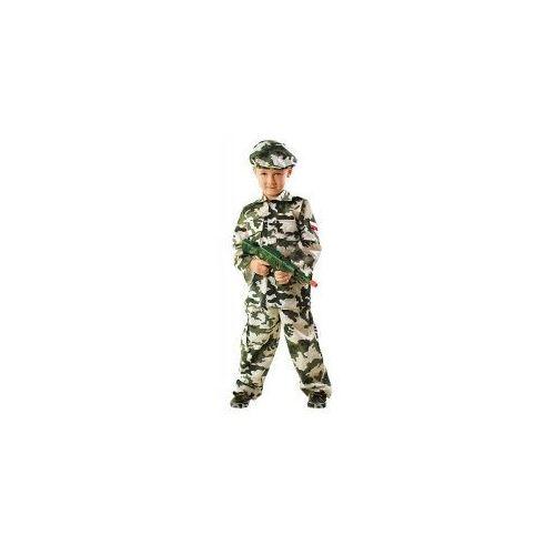 Strój żołnierz 122/128 od producenta Marlux