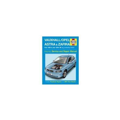 Vauxhall/Opel Astra & Zafira Petrol Service and Repair Manual