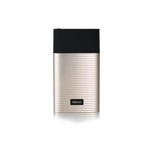 perfume power bank 10000 mah - złoty - złoty marki Remax