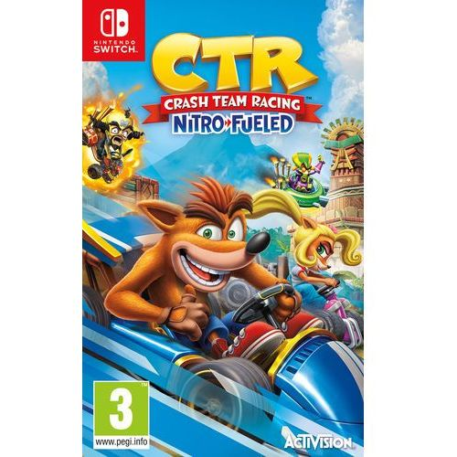 Crash Team Racing Nitro-Fueled Switch (5030917269806)