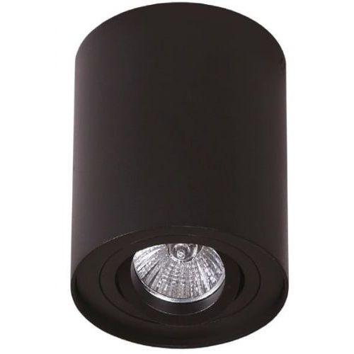 Max light Basic round plafon maxlight c0068 12/9cm czarny