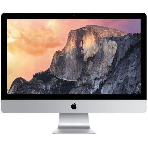 """Apple iMac 27"""" MK472PL/A - Intel Core i5 6500 / 27,0'' UHD+ 5K / 8 GB / 1000 GB / AMD Radeon R9 M390 / OS X 10.11 / pakiet usług i wysyłka w cenie - produkt z kategorii- Zestawy komputerowe"""