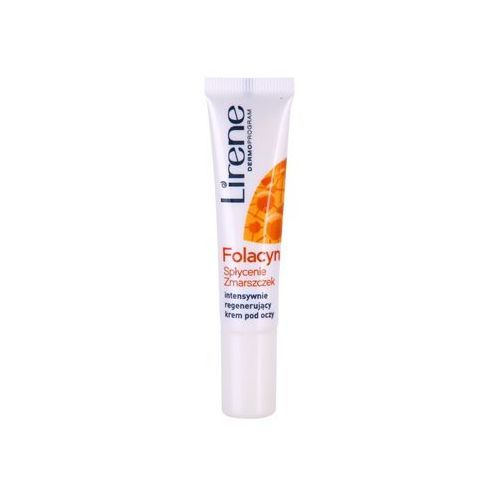 Lirene Folacyna 60+ krem wygładzający do okolic oczu SPF 10 15 ml