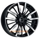 Mak  barbury ice black 8.00x19 5x114.3 et40 dot