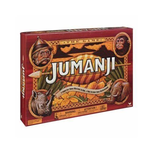 Gra CARDINAL GAMES Jumanji wersja drewniana
