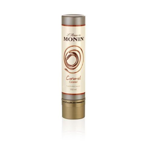 Monin pisak Latte Art Karmelowy 150 ml