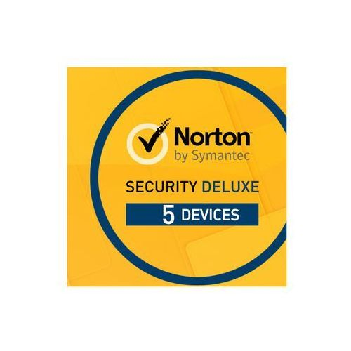 NORTON SECURITY DELUXE PL 2017 5DV/1R FV23%