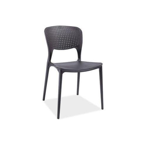 Signal meble Krzesło axo czarny