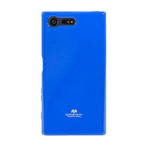 MERCURY JELLY Sony Xperia X Compact niebieski - niebieski (8806174361594)