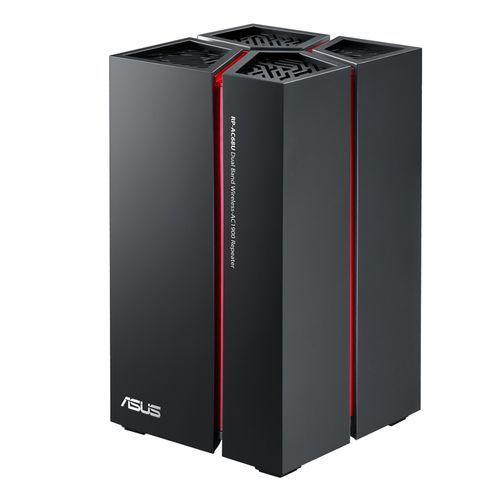 Asus RP-AC68U WiFi Repeater AC1900 3xUSB 5xLAN-1GB DualBand - DARMOWA DOSTAWA!!!, KMASURW00000001 (5381557)