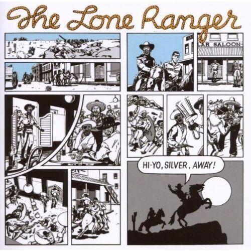Greensleeves Hi-yo silver away - lone ranger the (płyta cd) (0601811004029)