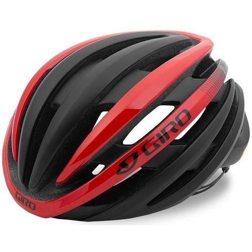 Giro Cinder Kask rowerowy czerwony/czarny L | 59-63cm 2018 Kaski rowerowe (0768686049545)