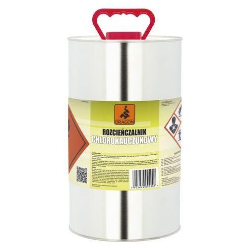 Rozcieńczalnik do wyrobów chlorokauczukowych i poliwinylowych Dragon 5 l (5903649004192)