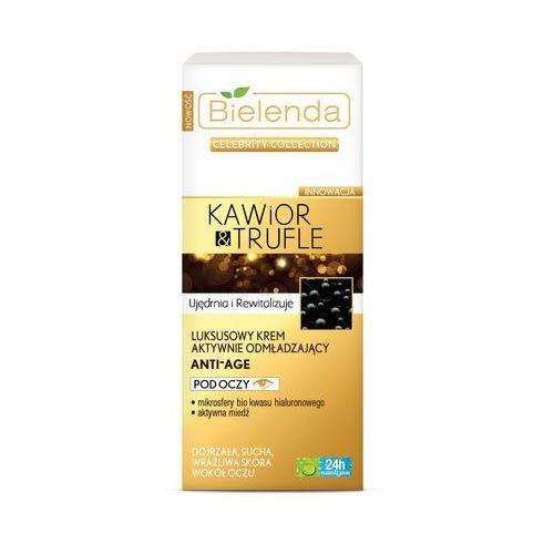 Bielenda Celebrity Collection Kawior & Trufle Krem pod oczy aktywnie odmładzający 15ml, 132151