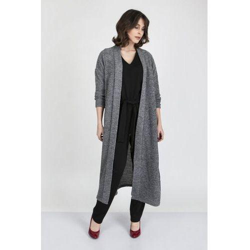 Sweter Damski Model PA002 Gray, kolor szary