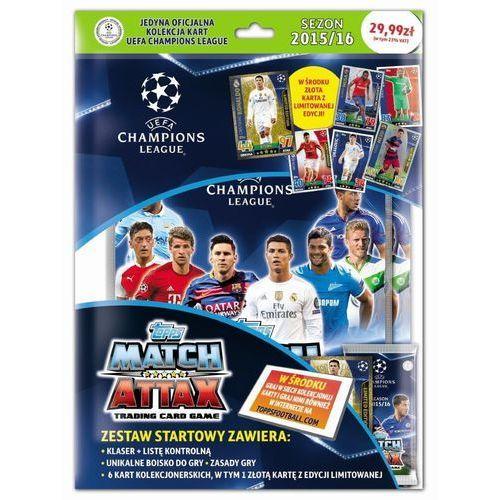 Topps Match Attax Liga mistrzów Zestaw startowy