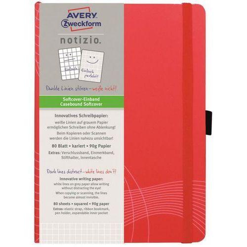 Notatnik Avery Zweckform Notizio Standard 7039 A5/80k. kratka, X04155