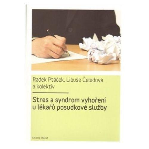 Stres a syndrom vyhoření u lékařů posudkové služby, pozycja z kategorii Literatura obcojęzyczna