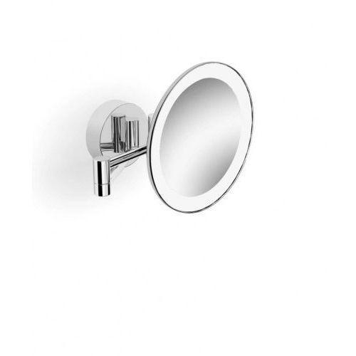 Stella lusterko kosmetyczne powiększające x3 podświetlane LED ruchome ramię 22.002